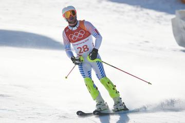 Olympics: Alpine Skiing-Mens Alpine Combined