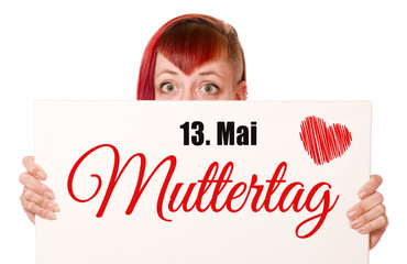 13. Mai Müttertag