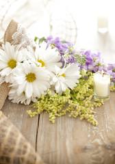 Rustic Daisies Bouquet