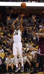 NCAA Basketball: Texas A&M at Missouri
