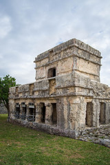 Ancient mayan buildings of Tulum