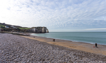 Etretat Beach FRANCE