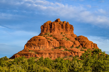 Sunrise in Arizona