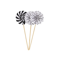 paper accessories for parties and weddings