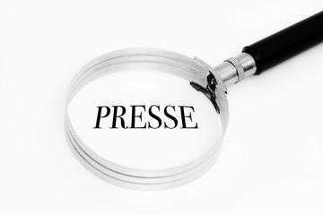Presse im Fokus
