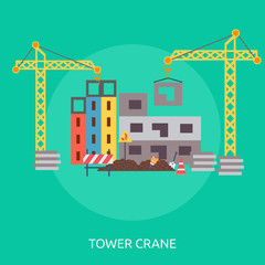 Tower Crane Concept Design