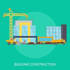 Building Construction Concept Design
