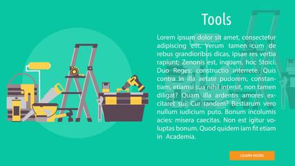 Tools Conceptual Banner