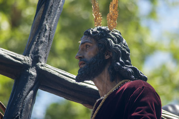 semana santa de Sevilla, hermandad de la paz