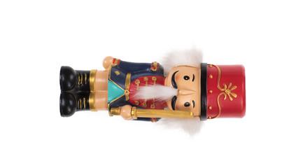 decorative nutcracker,close-up