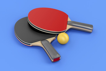 Ping pong equipment