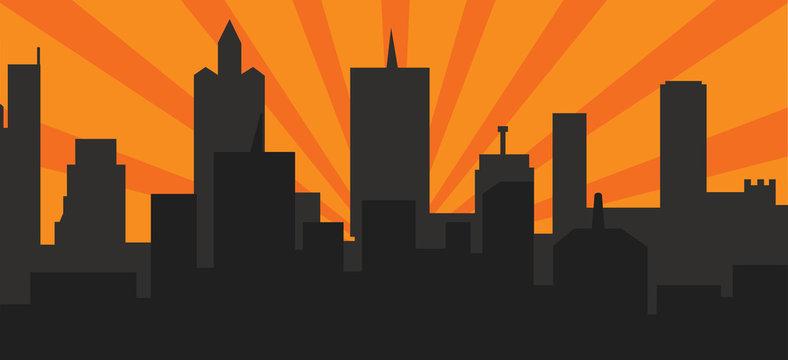 581 BEST Comic Book Skyline IMAGES, STOCK PHOTOS & VECTORS   Adobe Stock