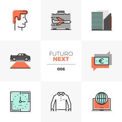 Doing Business Futuro Next Icons