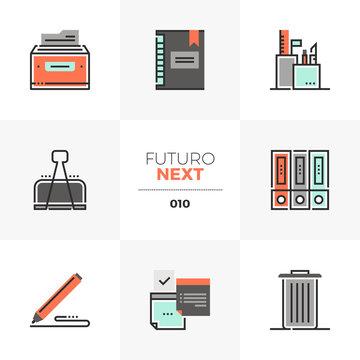 Office Tools Futuro Next Icons