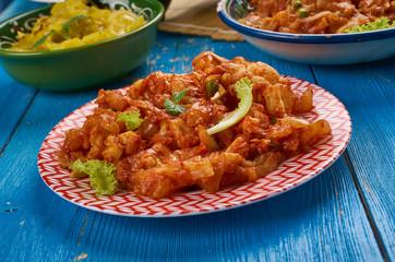 Indian Cauliflower Tikka Masala