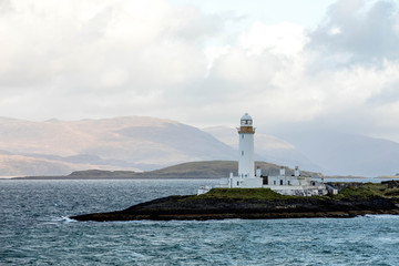 Lighthouse on Isle of Mull
