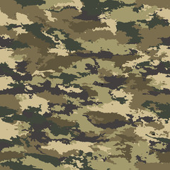 vector seamless camouflage
