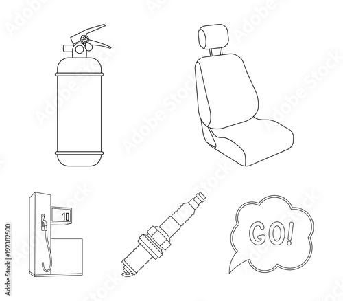 Fire Extinguisher Drawing Symbols