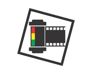 film photo photography photographer photographic image vector icon logo