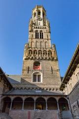ベルギーの鐘楼群