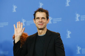Tom Tykwer, director, screenwriter, composer, producer and president of the jury for the upcoming 68th Berlinale International Film Festival poses during a photocall in Berlin