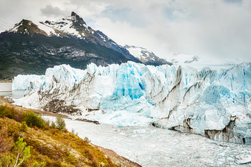 Perito Moreno Glacier, one of Argentina travel top destinations.