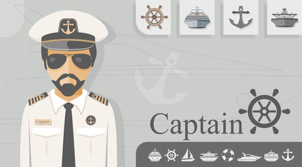 Occupation - Sea Captain