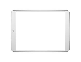 Tablet pc. Vector illustration