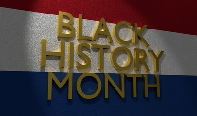 Black History Month Netherlands