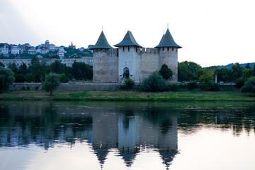 Ancient fortress in Soroca, Moldova,