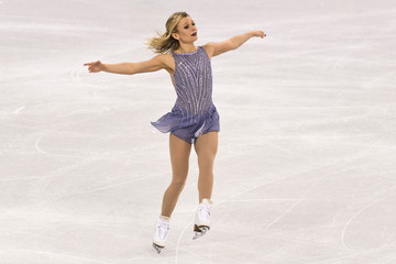 Olympics: Figure Skating-Pairs Free Skate Program