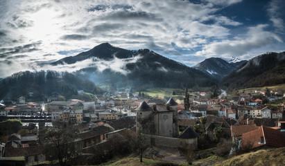 Village de Seix