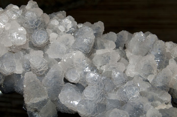 Calcite Crystals Cluster