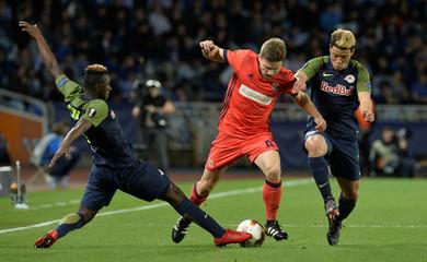 Europa League Round of 32 First Leg - Real Sociedad vs RB Salzburg