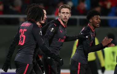 Europa League Round of 32 First Leg - Ostersunds FK vs Arsenal
