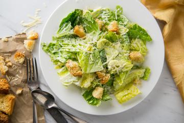 Organic Caesar Salad