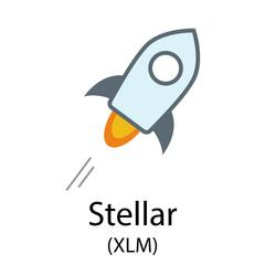 Stellar cryptocurrency symbol