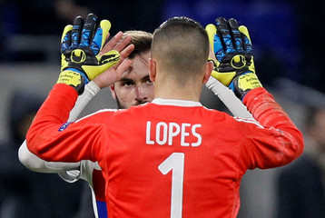Europa League Round of 32 First Leg - Olympique Lyonnais vs Villarreal