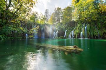 Plitvice, Croatie
