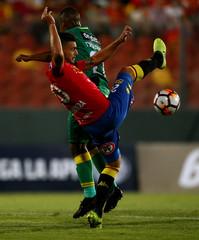 Soccer Football - Union Espanola v Sport Huancayo  - Copa Sudamericana