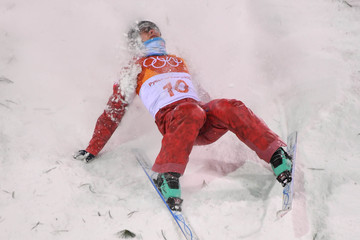 Olympics: Freestyle Skiing-Womens Aerials Qualification