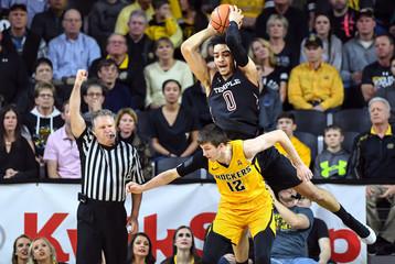 NCAA Basketball: Temple at Wichita State