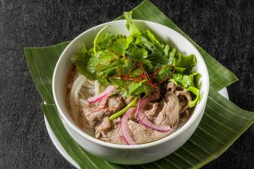 フォーとベトナム料理 pho Vietnamese foods