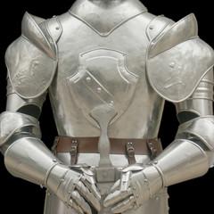 cuirasse de chevalier