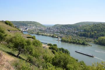 Rhein bei Bingen