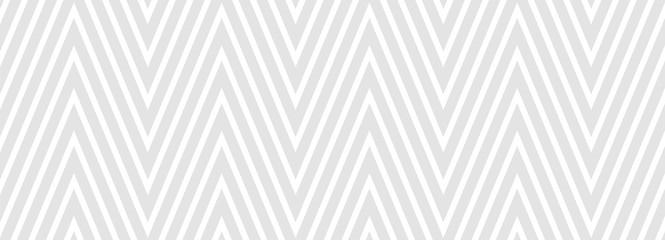 Zickzack Hintergrund grau weiß