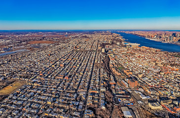 New Jersey aerial