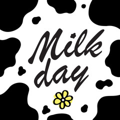 cow texture pattern repeated seamless brown and white lactic chocolate animal jungle print spot skin fur milk day flower