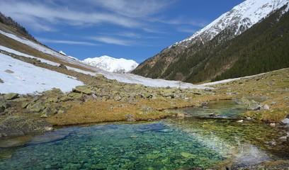 Water in Caucasus