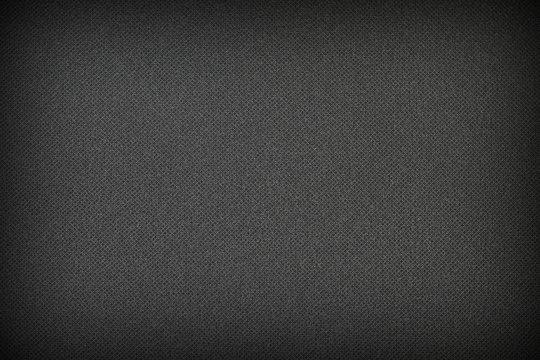Black rubber mat texture